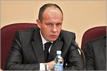 Алексей Гончаров, проректор по учебной работе ОГАУ. Открыть в новом окне [48 Kb]