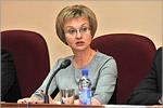 Светлана Алешина, ректор ОГПУ. Открыть в новом окне [57 Kb]