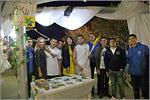 Отряд 'Энергостарт-ОГУ' на закрытии пятого сезона стройотрядов Россетей в Крыму. Открыть в новом окне [93 Kb]
