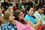 Российско-японская конференция в ОГУ. Открыть в новом окне [77 Kb]