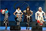 Выступление театра моды 'Кристалл'. Открыть в новом окне [78 Kb]
