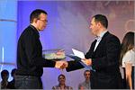 Награждение победителей 'Студенческой осени— 2014'. Открыть в новом окне [56Kb]