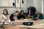 Воспитанники студии на открытом занятии. Открыть в новом окне [112 Kb]