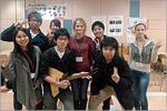 На встрече с японскими студентами. Открыть в новом окне [79 Kb]