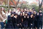 На встрече с японскими студентами. Открыть в новом окне [98 Kb]