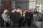 Экскурсия в Южно-Уральский филиал ООО 'Газпром энерго'. Открыть в новом окне [121 Kb]