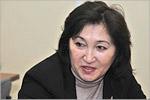Профессор Кульшат Аканова (Астана, Казахстан). Открыть в новом окне [71 Kb]
