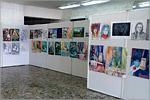 Выставка работ участников олимпиады. Открыть в новом окне [134 Kb]