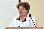 Наталья Шебаршова, декан факультета гуманитарных и социальных наук ОГУ. Открыть в новом окне [58 Kb]