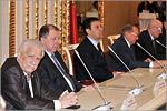 Встреча губернатора Юрия Берга с лучшими представителями научной общественности Оренбурга. Открыть в новом окне [137 Kb]