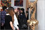 IV ежегодная выставка 'Молодые художники'. Открыть в новом окне [91 Kb]