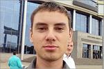 Алексей Шапко, магистрант ОГУ. Открыть в новом окне [125 Kb]