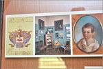Выставка открыток 'Жизнь и творчество А.С.Пушкина в изобразительном искусстве'. Открыть в новом окне [137 Kb]