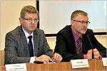 Веналий Амелин и Олег Авдеев. Открыть в новом окне [131 Kb]
