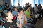 Лекции волонтеров ОГУ для воспитанников социально-реабилитационного центра 'Гармония'. Открыть в новом окне [123 Kb]