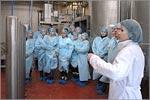 Экскурсия студентов ФПБИ на мясоперерабатывающий завод ORENBEEF. Открыть в новом окне [138 Kb]