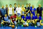 Победители соревнований по стритболу. Открыть в новом окне [136 Kb]
