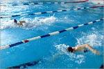Соревнования по плаванию. Открыть в новом окне [135 Kb]