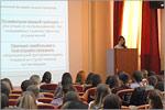 Выступление Виктории Аверьяновой, студентки юридического факультета. Открыть в новом окне [120 Kb]
