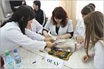 Команда Оренбургского государственного аграрного университета. Открыть в новом окне [123 Kb]