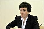 Юлия Никулина, начальник отдела по продвижению образовательных услуг и работе с выпускниками ОГУ. Открыть в новом окне [129Kb]
