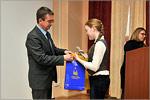 Церемония награждения участников 'Тотального диктанта'. Открыть в новом окне [132Kb]