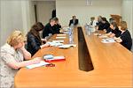 Заседание Совета ректоров вузов Оренбургской области. Открыть в новом окне [130Kb]