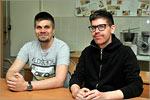 Студенты из Финляндии. Открыть в новом окне [127Kb]