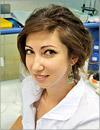 Елена Русакова, младший научный сотрудник Института биоэлементологии ОГУ