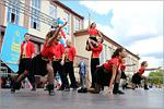 Народный коллектив эстрадного танца 'Жемчужинка'