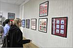 Новогодняя выставка: история открытки. Открыть в новом окне [147Kb]