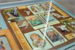 Новогодняя выставка: история открытки. Открыть в новом окне [138Kb]