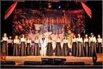 Народный коллектив вокального ансамбля 'Экскурс'