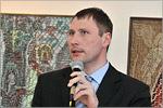 Сергей Семенов, проректор по социальной и воспитательной работе ОГУ. Открыть в новом окне [151Kb]