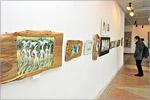 Международная выставка-конкурс декоративно-прикладного искусства 'Образы изменчивых фантазий'. Открыть в новом окне [131Kb]