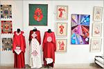 Международная выставка-конкурс декоративно-прикладного искусства 'Образы изменчивых фантазий'. Открыть в новом окне [151Kb]