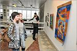 Международная выставка-конкурс декоративно-прикладного искусства 'Образы изменчивых фантазий'. Открыть в новом окне [149Kb]