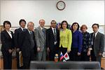 Встреча в международном центре Университета Эхимэ