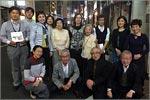 Встреча с членами Общества японо-российских связей