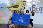 Студенты Кумертауского филиала на 'iВолге'