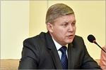 Начальник управления международного сотрудничества ОГУ Эдуард Ясаков