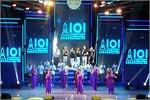 Народный коллектив эстрадного танца 'Жемчужинка' в Казани