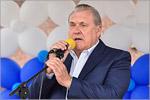Юрий Мищеряков, почетный гражданин города Оренбурга