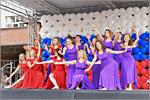 Выступление творческих коллективов СЦ ДК 'Россия'