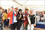 Students from Hiroshima University