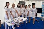 Сотрудники Оренбургской областной клинической станции переливания крови