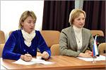 Irina Solodilova and Svetlana Pankova