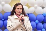 Вера Баширова, вице-губернатор — заместитель председателя правительства Оренбургской области по внутренней политике