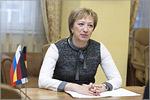 Svetlana Pankova — Vice-Rector for Academic Affairs, Acting Rector of OSU