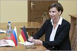 Gesine Grande — Rector of HTWK Leipzig University of Applied Sciences